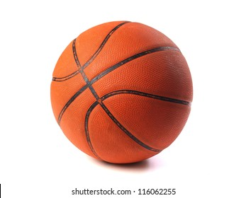 Basket Ball isolated on white background