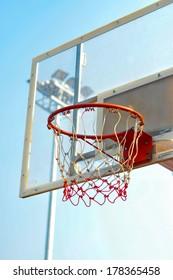 Basket for basketbal