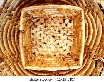 basket for food bekery sweet