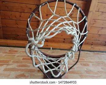basketbal circle equipment symbol sport