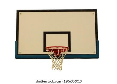 Basketball basket stand