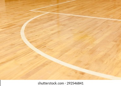 Basketball, Floor, Gym.