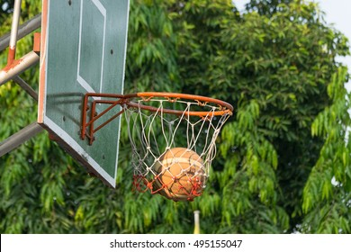 Basketball Ring Images Stock Photos Vectors Shutterstock