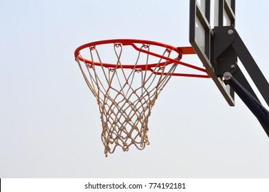 The Basketball Net with Backboard