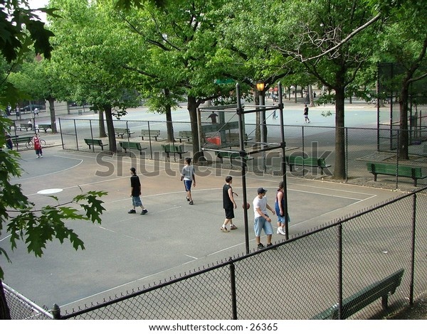 Basketball in Queens, NY