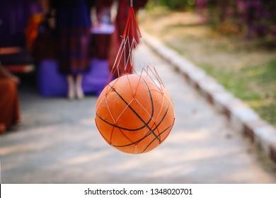 basketball sport background.
