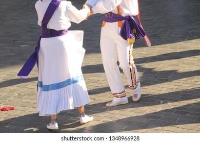 Basque dance festival