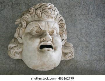 Bas-relief in Vatican museum