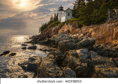 Bass Harbor Headlight (Explored)