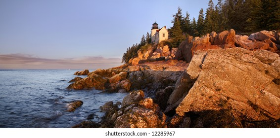 Bass Harbor Light, Acadia National Park, Maine