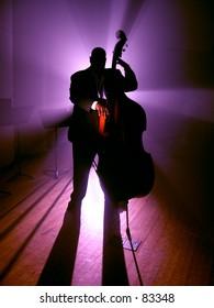 Bass Man Purple