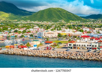 Basseterre, Saint Kitts and Nevis.