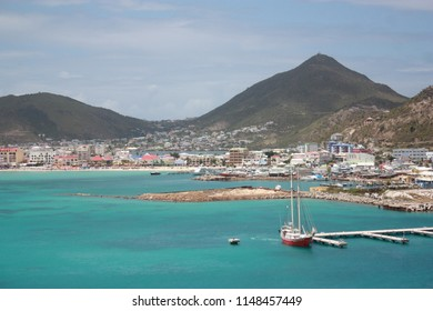 Basseterre, Saint Kitts and Nevis Harbor