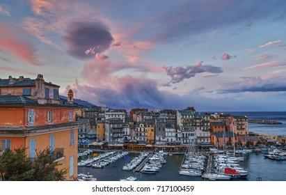 Bastia Port, Corsica