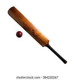 Bat and ball Cricket