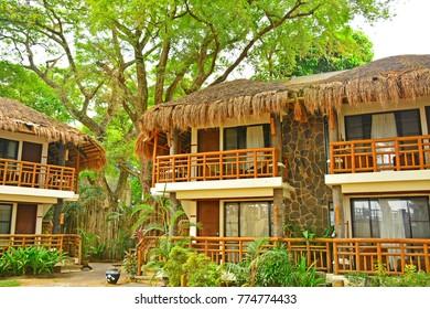 17 Acuaverde Beach Resort Cottage Facade On September
