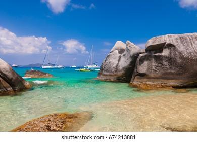 The Bath on Virgin Gorda, British Virgin Islands