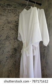Bathrobe ,Hotel, bathroom