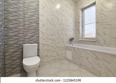 bathroom with a beautiful interior