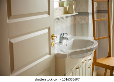 Bathroom, indor interior