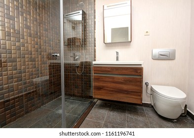 A Bathroom Interior