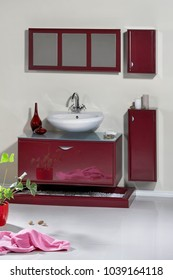 bathroom style and interior decorative design