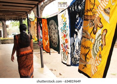purchase cheap b714b be24c Batik Sri Lanka Images, Stock Photos & Vectors | Shutterstock