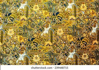 batik pattern design