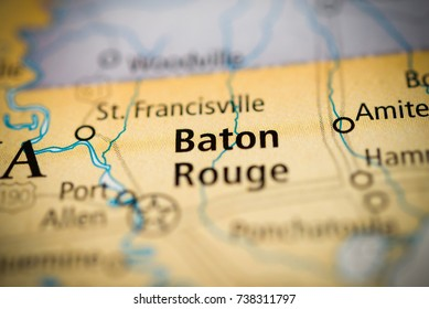 Baton Rouge, Louisiana.