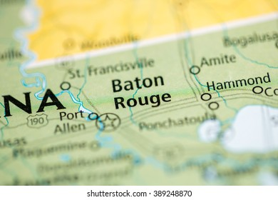 Baton Rouge. Louisiana. USA