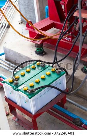 Cool Batteries Diesel Engine Driven Fire Pump Stock Photo Edit Now Wiring 101 Ivorowellnesstrialsorg