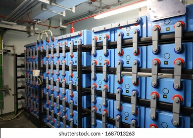 Battery energy storage system in power plant