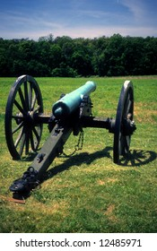 Battery Heights	Napoleon, 12 lb cannon	Manassas National Historical Battlefield, [Bull Run battle]	Virginia,