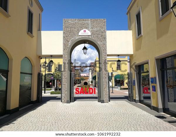 Battipaglia Salerno Campania Italy July 2 Stock Photo (Edit ...