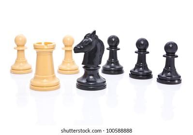 battle in chess