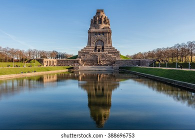 Battle of the Nations Monument in Leipzig, Germany
