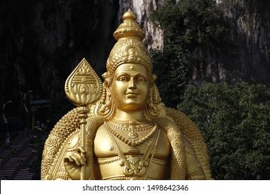 Batu Caves, Murugan, Hindu Temple, Selangor, Malaysia