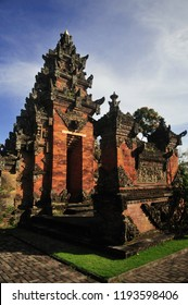 Batuan Temple, referred to locally as 'Pura Puseh lan Pura Desa Adat Batuan. It's in Batuan Village at the island of Bali, Indonesia. '