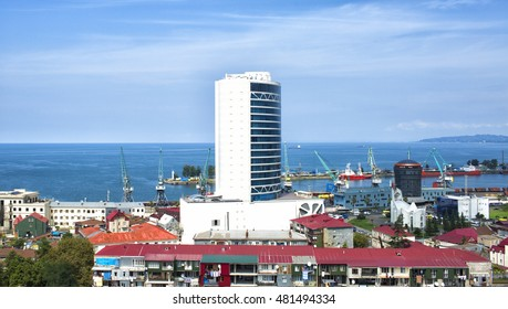 Batumi, view from a cable car