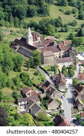Baume-les-Messieurs, village of Jura