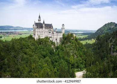 Bavaria: Neuschwanstein