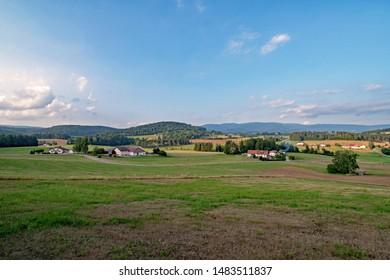 The Bavarian Forest near Jandelsbrunn, Lower Bavaria, Bavaria, Germany