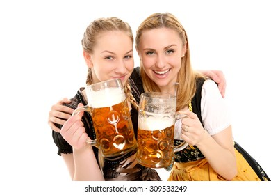 Bavarian girls