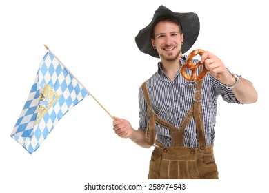 Bavarian Man