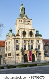 Bavarian national museum in Munich, Germany