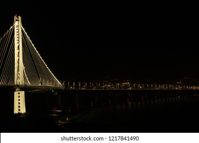 Bay Bridge and the east bayarea at night looking amazing