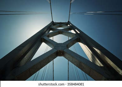 Bay Bridge in San Francisco California
