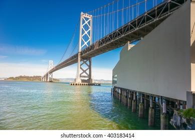 Bay Bridge San Francisco, California, USA