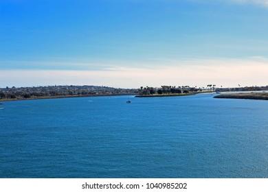 Bay in California