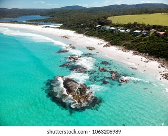 The Bay Of Fires, East Coast Tasmania.